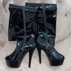 Pleaser Thigh High boots